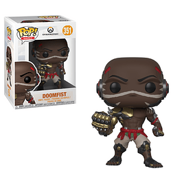 Doomfist Funko Pop Overwatch 351