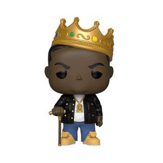 Notorious B.I.G. With Crown Funko Pop 77