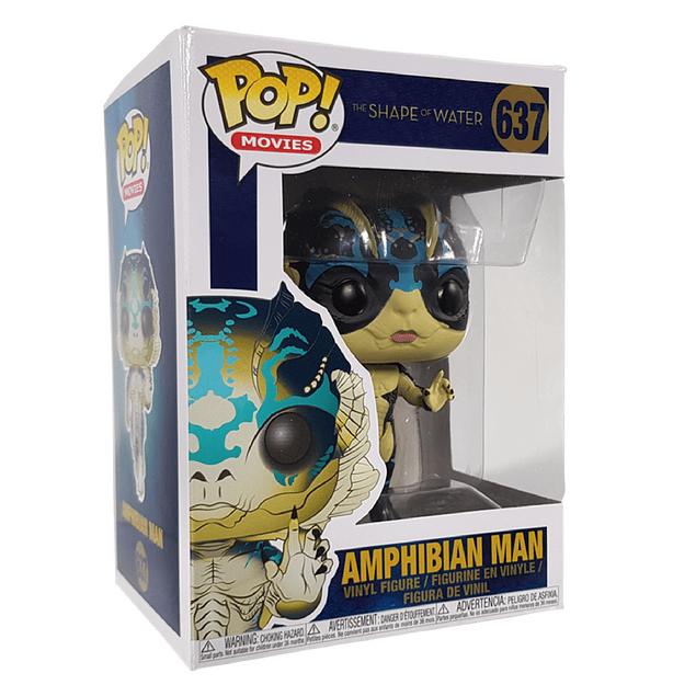 Amphibian Man Funko Pop The Shape Of Water 637