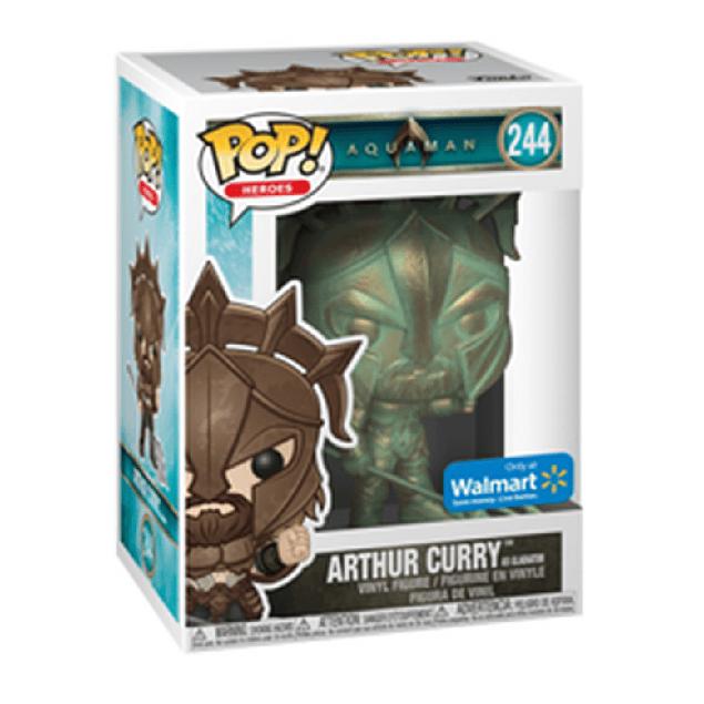 Arthur Curry As Gladiator Funko Pop Acuaman Walmart 244