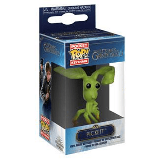 Pickett Llavero Funko Pop Fantastic Beasts 2
