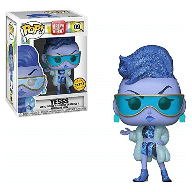 Yesss Funko Pop Ralph Breaks The Internet 09 Chase