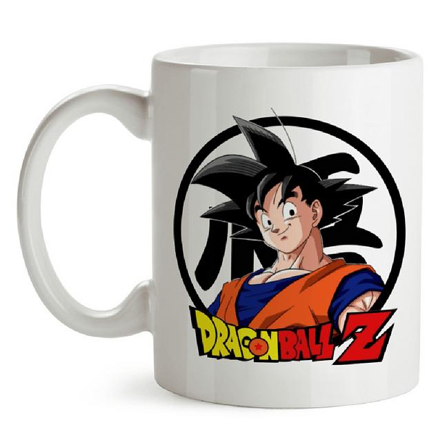Mug Goku Dragon Ball Z