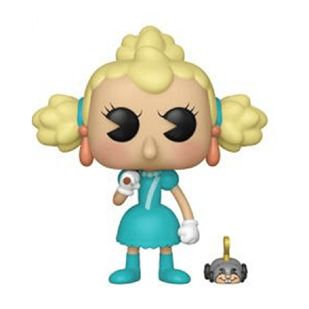 Sally StagePlay Funko Pop Cuphead 414