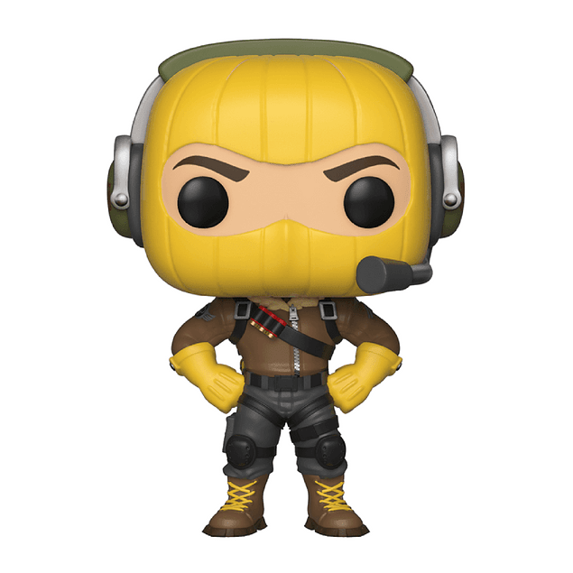 Raptor Funko Pop Fortnite 436