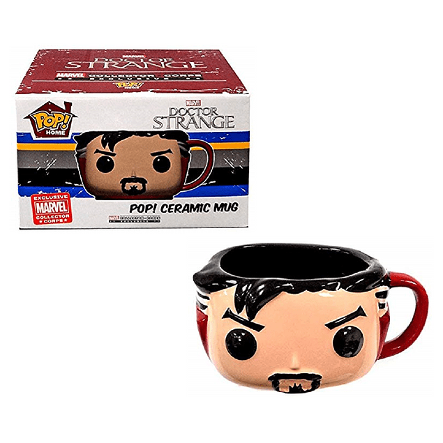 Doctor Strange Mug Funko Pop Home Marvel Collector Corps