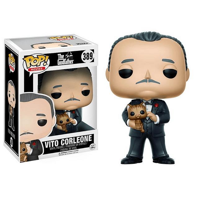 Vito Corleone Funko Pop The Godfather 389