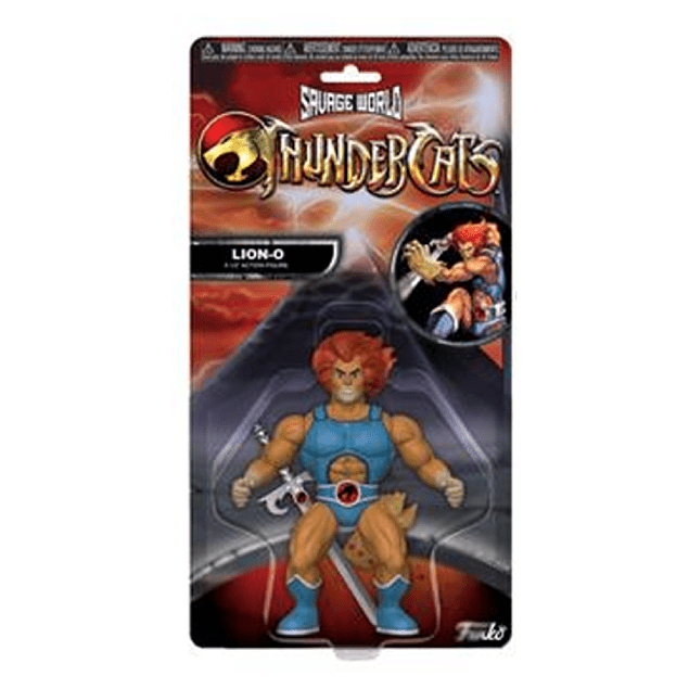 Leono Funko Savage World Thundercats