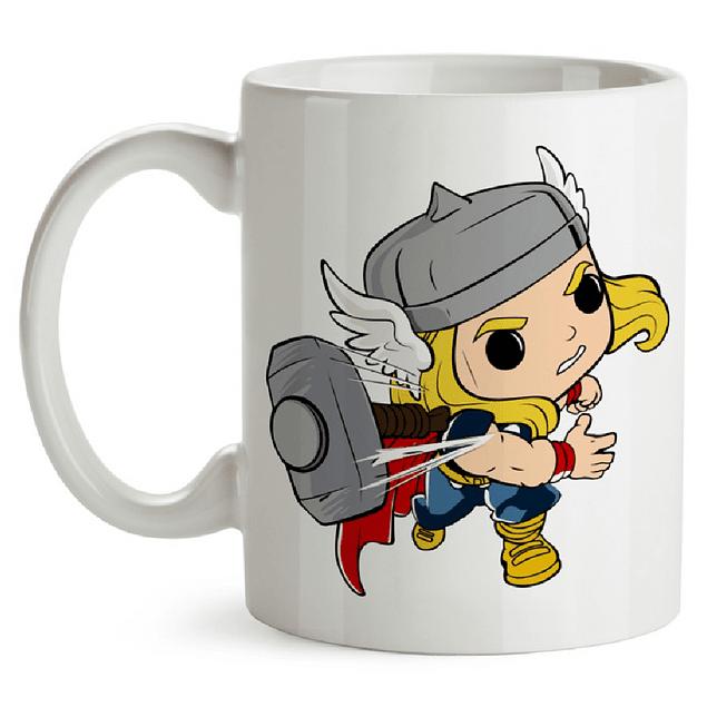 Mug Thor Tipo Pop