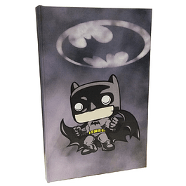Agenda Batman Tipo Pop