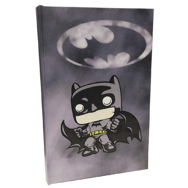 Agenda Batman Tipo Pop