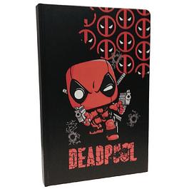 Agenda Deadpool Tipo Pop