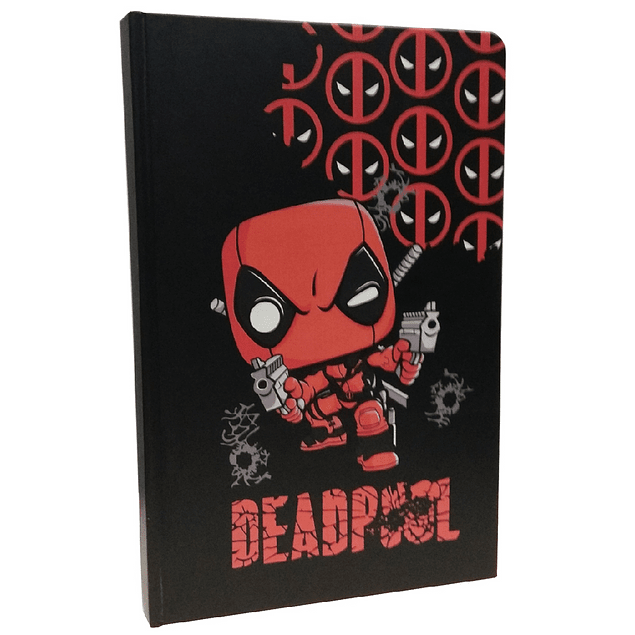 Agenda Deadpool Tipo Pop