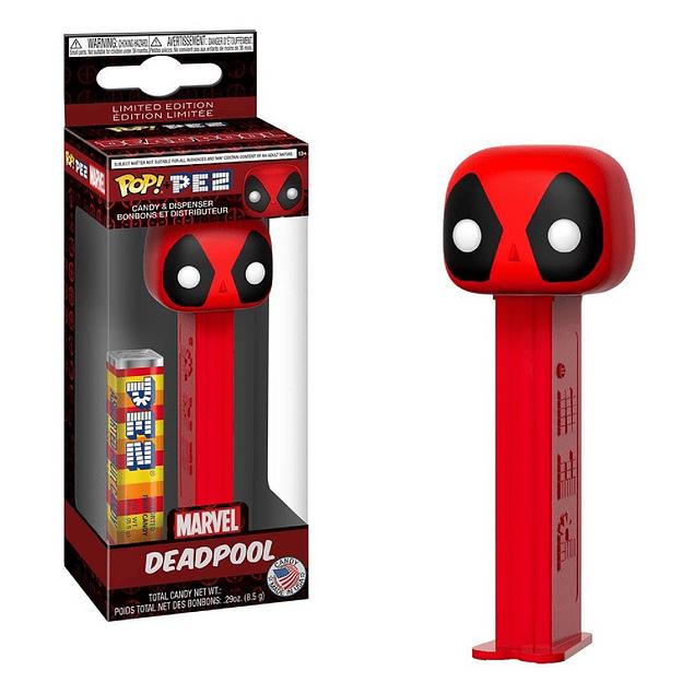 Deadpool Funko Pop PEZ