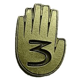 Pin Diario 3 Gravity Falls