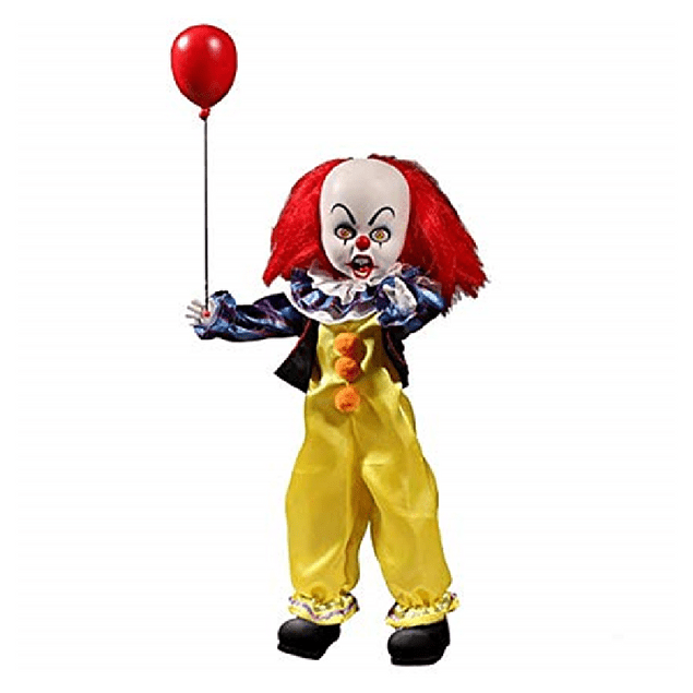 Pennywise Living Dead Dolls It Mezco