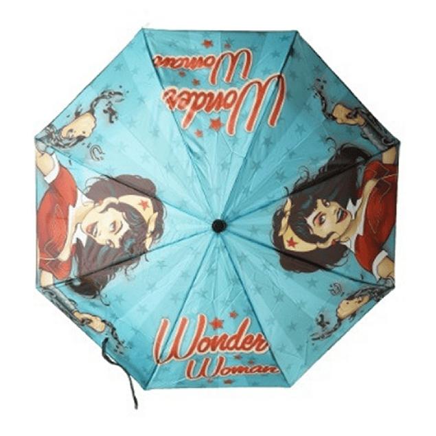 Wonder Woman Bombshells Sombrilla Bioworld