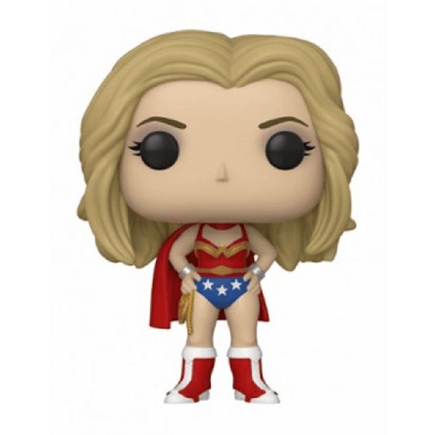 Penny As Wonder Woman Funko Pop The Big Bang Theory 835 SDCC2019