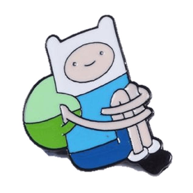 Pin Finn Adventure Time