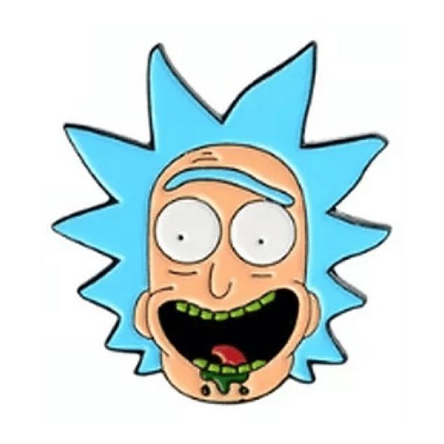 Pin Rick Rick And Morty