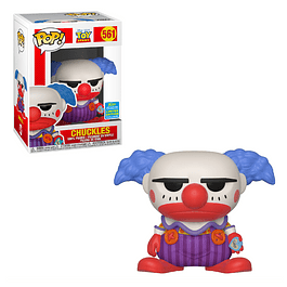 Chuckles Funko Pop Toy Story 561 SDCC2019