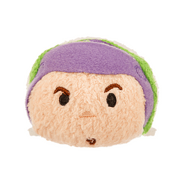 Tsum Tsum Buzz Lightyear Disney Mini Peluche