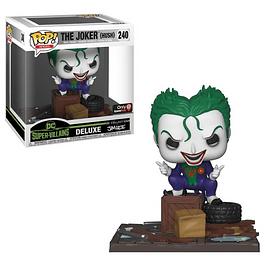 Joker Hush Funko Pop Jim Lee GameStop 240