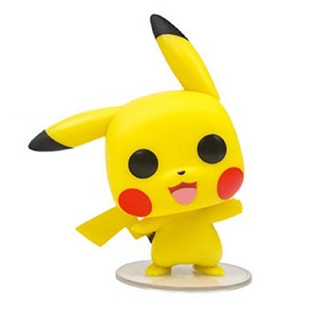 Pikachu Funko Pop Pokemon 553
