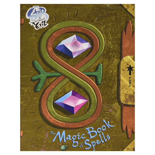 The Magic Book Of Spells Star Vs The Forces Of Evil