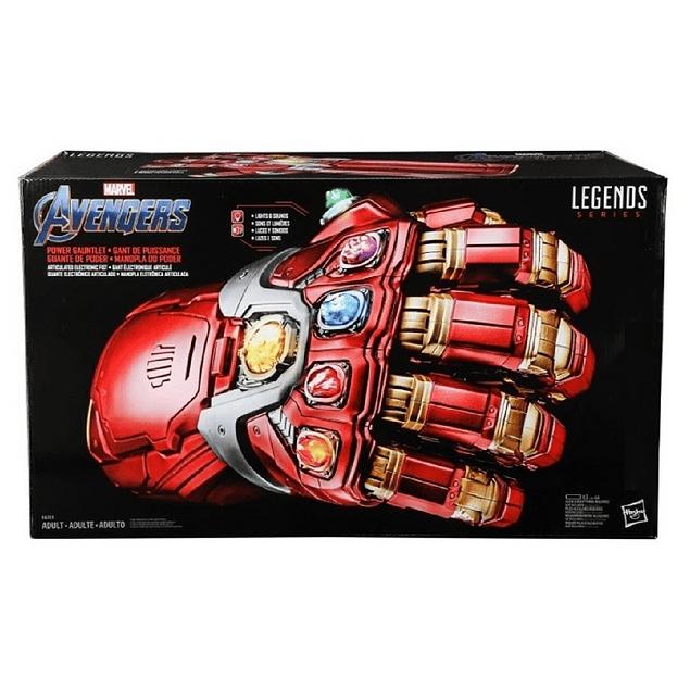 Guantelete Ironman Marvel Legends Hasbro