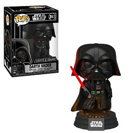 Darth Vader Funko Pop Star Wars 343 Lights Sound