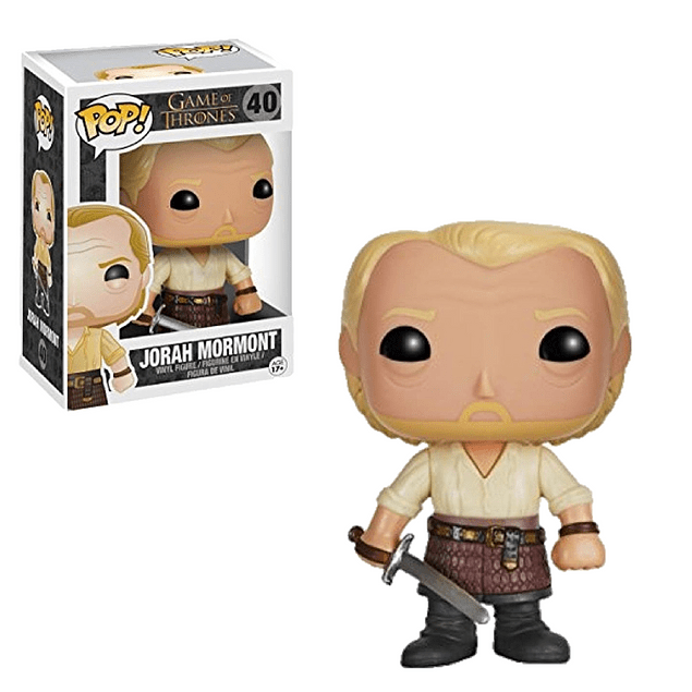 Jorah Mormont Funko Pop Game Of Thrones 40
