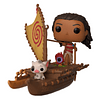 Moana Pua Boat Funko Pop Moana 62 SDCC2019