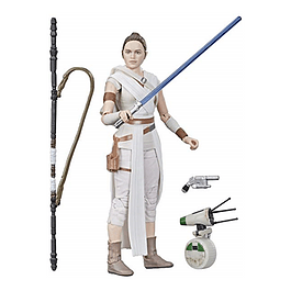 Rey D-O Black Series Hasbro Star Wars