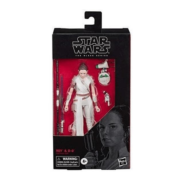 Rey D-O Black Series Hasbro Star Wars