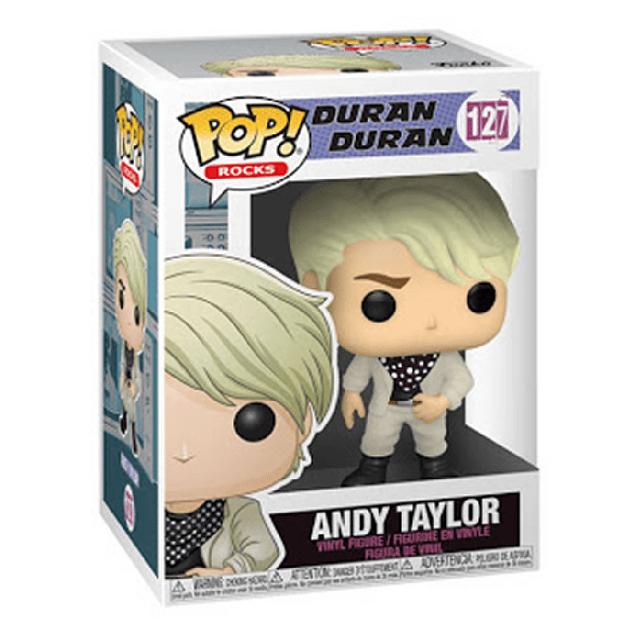 Andy Taylor Funko Pop Duran Duran 127