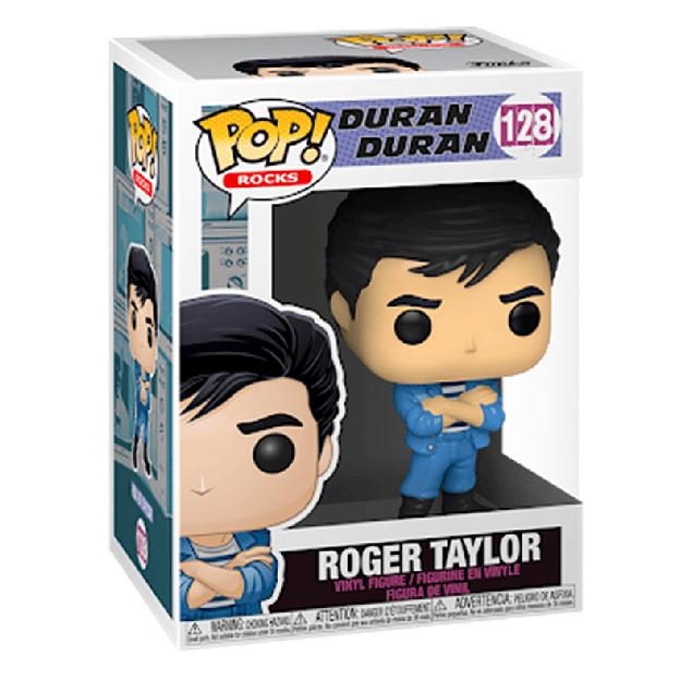 Roger Taylor Funko Pop Duran Duran 128