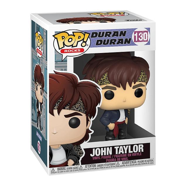 John Taylor Funko Pop Duran Duran 130