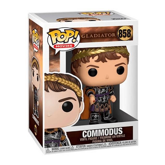 Commodus Funko Pop Gladiator 858