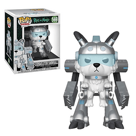 Exoskeleton Snowball Funko Pop Rick And Morty 569