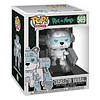Exoskeleton Snowball Funko Pop Rick And Morty 569