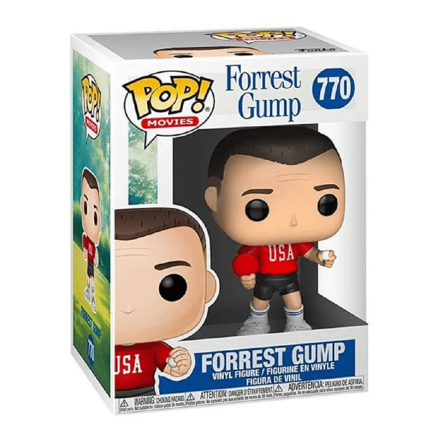 Forrest Gump Funko Pop Forrest Gump 770