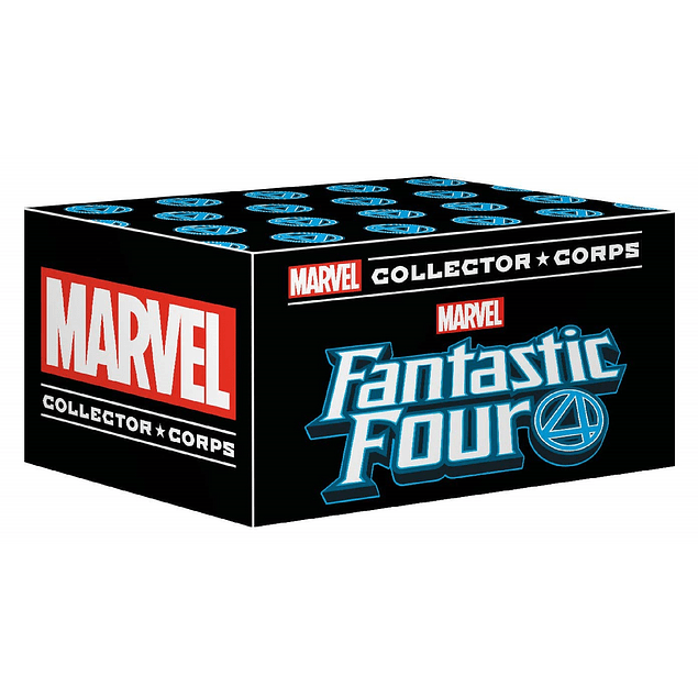 Funko Pop Marvel Collector Corps Fantastic Four