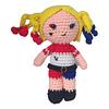 Amigurumi Harley Quinn