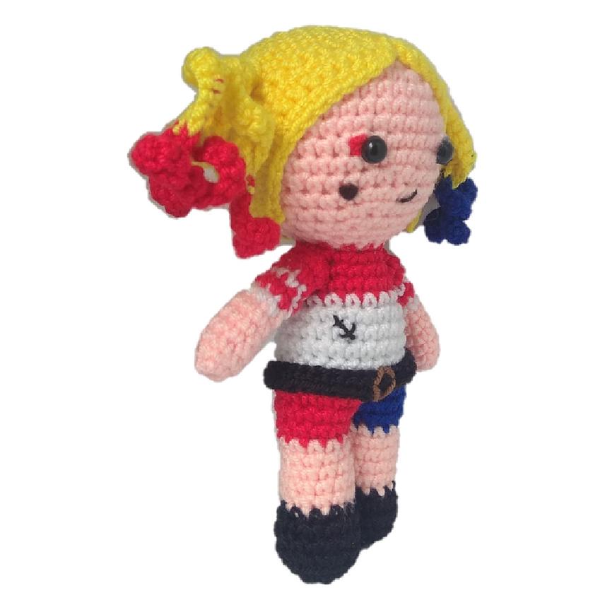 Amigurumi muñeca Harley Quinn escuadrón suicida, Harley quinn ... | 856x856