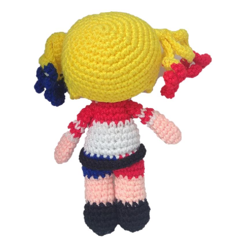 Harley Quinn (Crochet) by citta-kun on DeviantArt   856x856