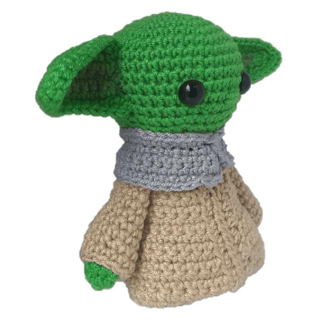 Amigurumi Baby Yoda