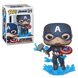 Capitan America Funko Pop Avengers Endgame 573