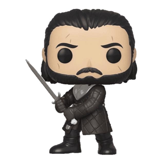 Jon Snow Funko Pop Game Of Thrones 80