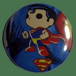 Superman Botón Pinback